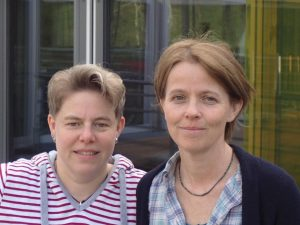 Julia Wunschmann-Fielder & Susanne Beunings